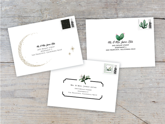 Minted community julep design diy inspiration runners up crescent moon by erin deegan botanical name plate by shiny penny studio colourmoves Images