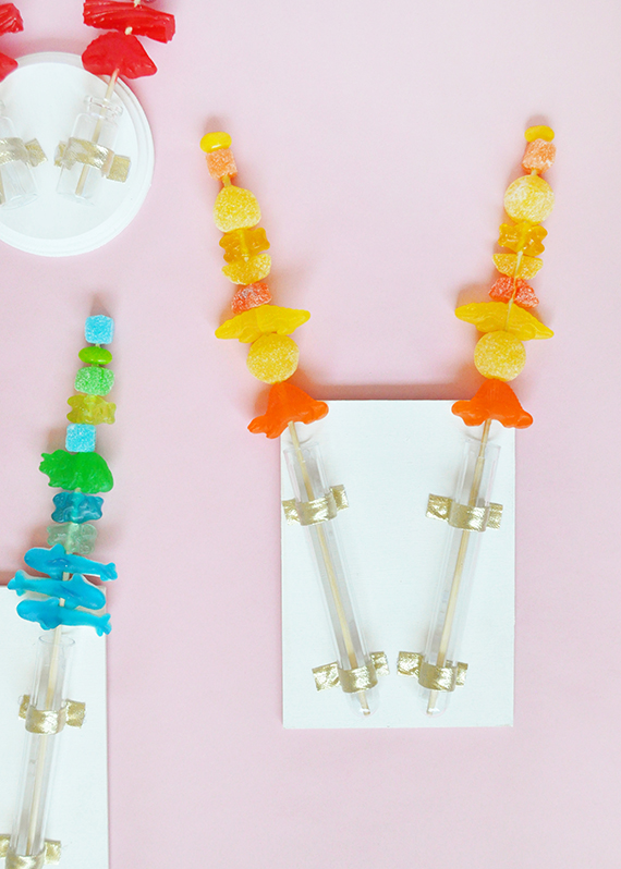 Colorful Candy Antlers | Julep