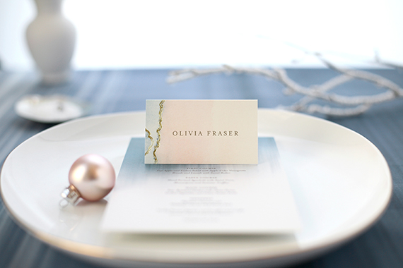 holiday coastal tabletop for minted by kelli hall