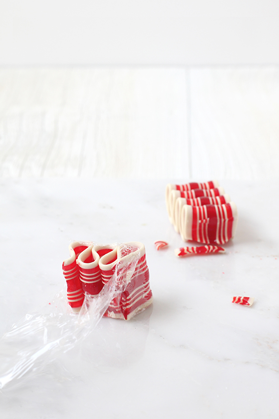 peppermint inspired holiday cookie table for minted by kelli hall
