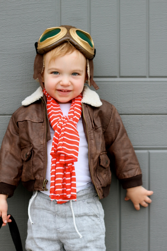 easy toddler halloween costume