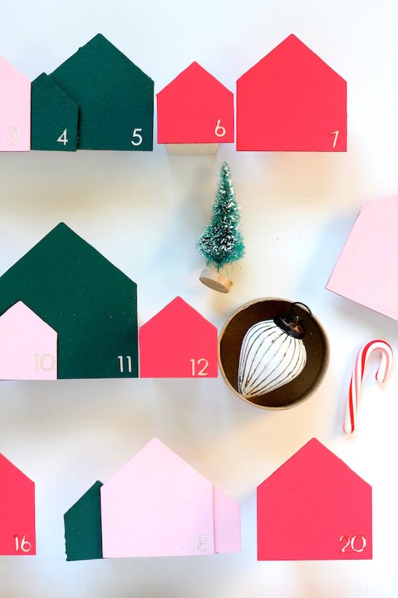 diy advent calendar