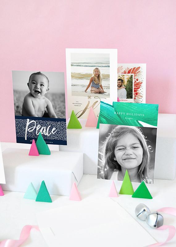 DIY Christmas Card Display Ideas