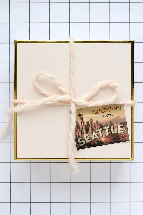 seattle gift box