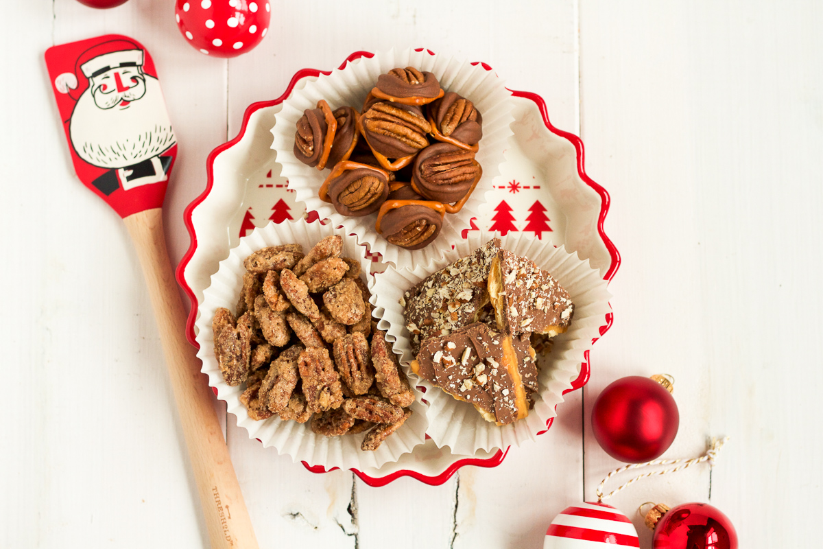 Need some yummy treats to take to friends and neighbors? These 3 super simple holiday recipes will save the day!