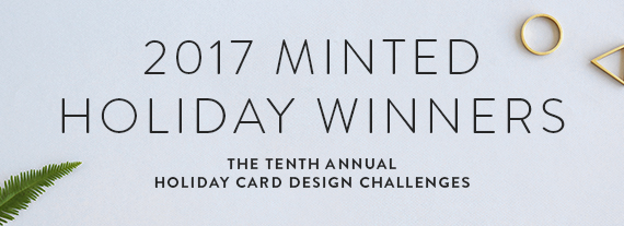 How we surprised the first-place winner of Minted's 2017 Holiday Photo Card Challenge