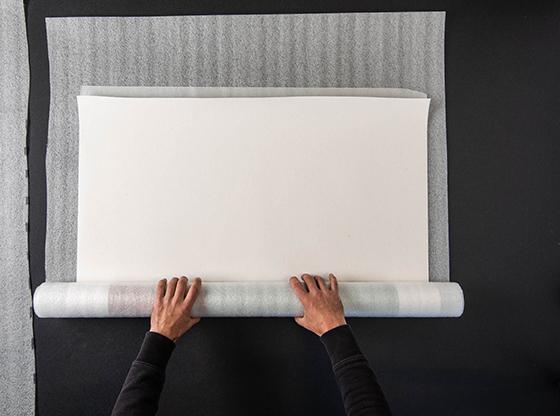 How to safely package framed and unframed original art | Julep