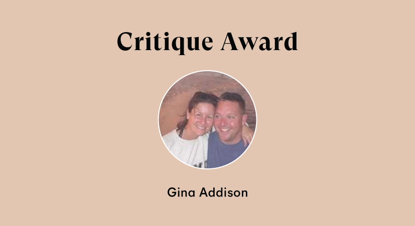 critique award